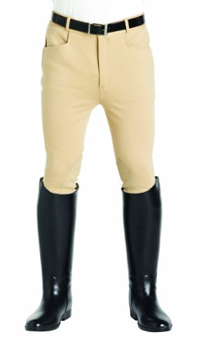 Matchmakers Harry Hall Damen Men'Burford lang (einschließlich Kniebund- und ähnliche Hosen) Beige beige 96,5 cm