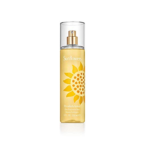Elizabeth Arden Sunflowers Rocío Fragante - 236 ml