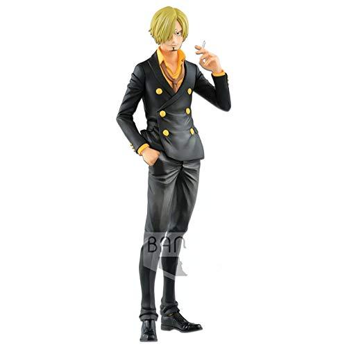 OP Action Figura One Piece Grandista Sanji PVC Figure Model Figurine Dolls
