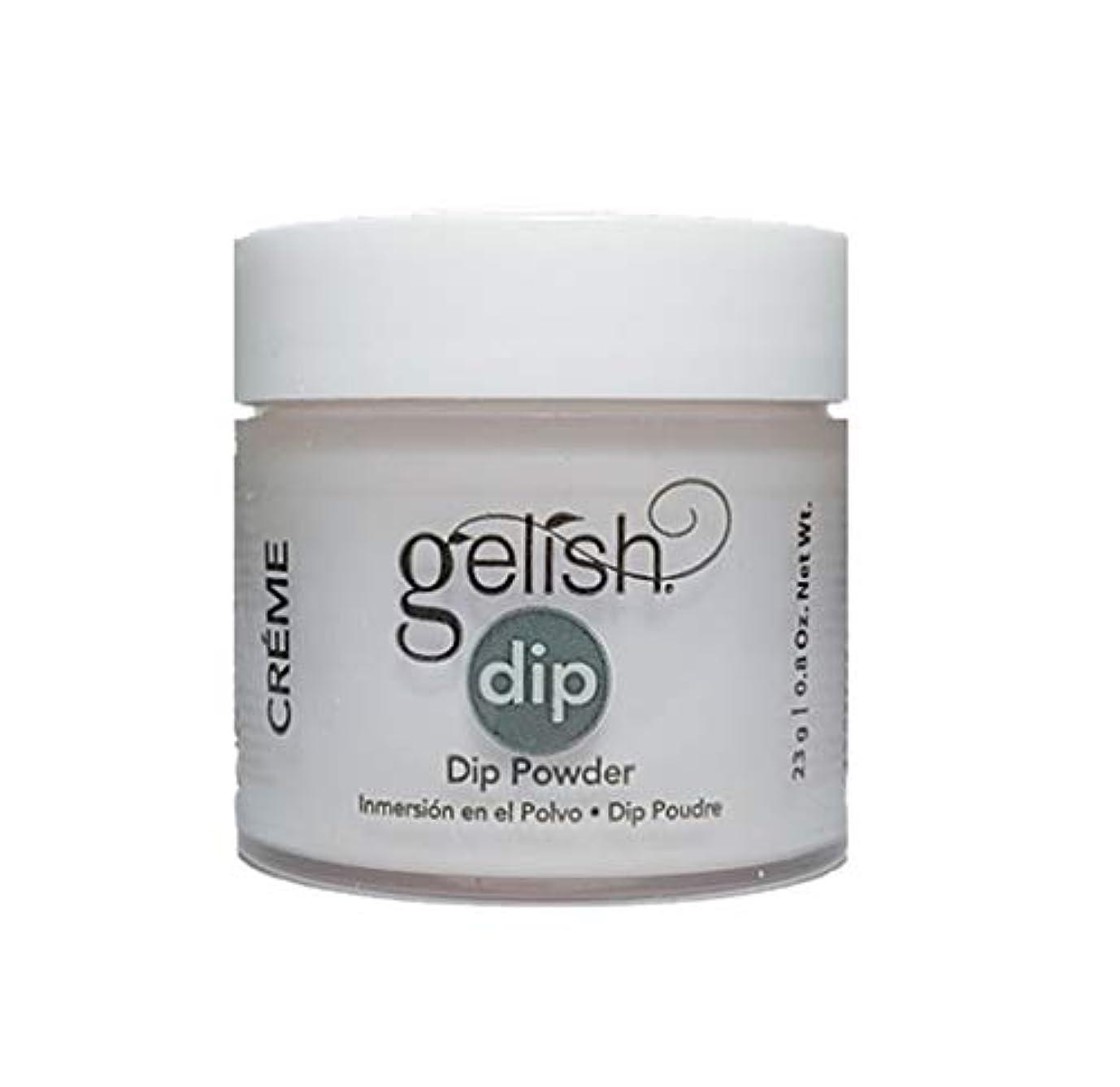 大騒ぎ野球騒々しいHarmony Gelish - Dip Powder - Curls & Pearls - 23g / 0.8oz