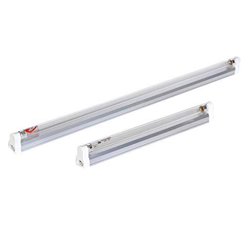 Lampada disinfettante UV da 20 Watt/ozono Acari medicali Domestici Lampada germicida/Lampada per disinfettazione Veloce per odori Interni