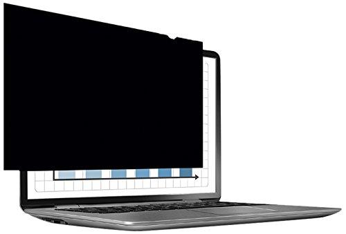 Fellowes PrivaScreen Blickschutzfilter (für Laptop und Monitor 39,6 cm (15,6 Zoll) Widescreen 16:9)