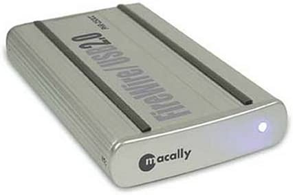 Macally PHR 250CC Hard Drive Enclosure 2 5 IDE Firewire Hi Speed USB product image