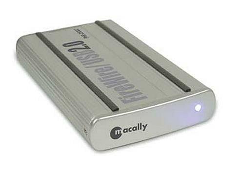 disco duro firewire fabricante Macally