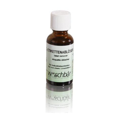 2 x Etiketten-Ablöser umweltfreundliches Putzmittel, ökologisches Reinigungsmittel.