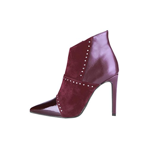 Versace 19.69 SERGIA Bordo Women Boot Premium Collection: (41)