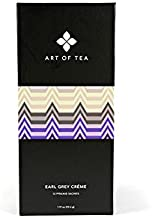 Earl Grey Creme Black Tea Sampler - Art of Tea 12 Pyramid Tea Bag Sachets
