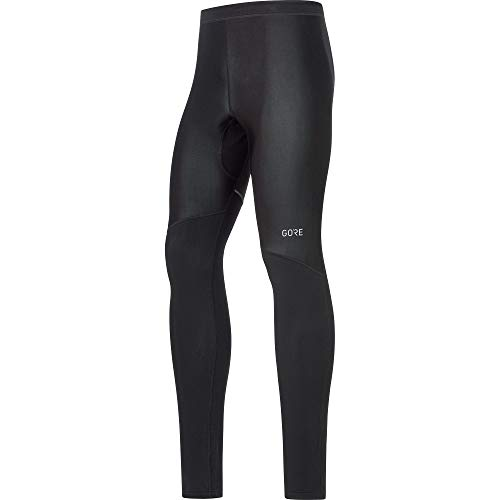 GORE Wear Herren R3 Partial GWS Tights Hose, Schwarz, XL