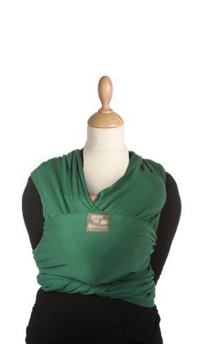 Babylonia BDDTS 946 - Tragetuch Tricot-Slen, Farbe: grasgrün