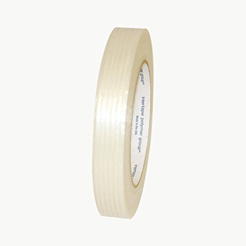 """Intertape RG-300/WI07560 RG-300 Utility Grade Filament Strapping Tape: 3/4"""" x 60 yd, White"""