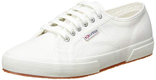 Superga 2750 COTU Classic, Zapatillas Unisex, Blanco (Total White 901), 36 EU