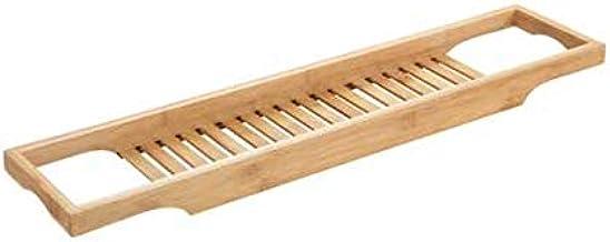 WENKO Gomo wieszak na ubrania, bambus, brązowy, 2,5 x 0,2 x 500 cm