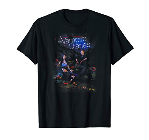 Vampire Diaries Tempted T Shirt