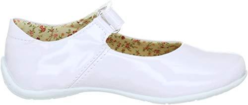 Lico Dziewczęce baleriny Anna V, biały - biały - 33 EU