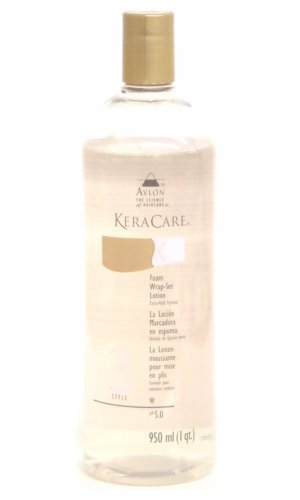 Avlon Keracare Foam Wrap Set Lotion Extra, 32 Ounce by Avlon