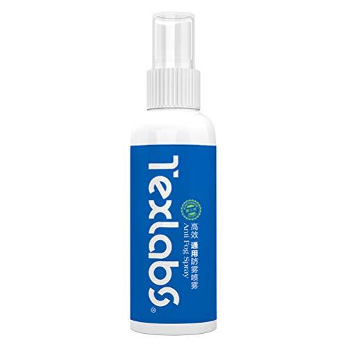 Wination 80 ml Anti-niebla Spray para Gafas Anti-niebla Agente Anti-niebla Protección Gafas Limpiador para Coche Gafas Parabrisas