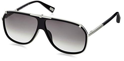 Marc Jacobs Unisex-Erwachsene MJ 305/S 5M 010 62 Sonnenbrille, Silber (Palladium/Grey Ds Aqua)