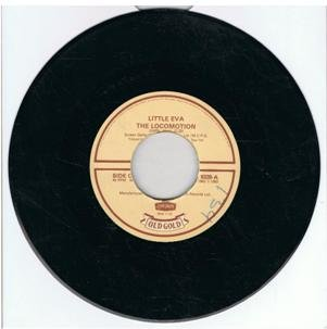 Little Eva - The Locomotion / Keep Your Hands Off My Baby (7