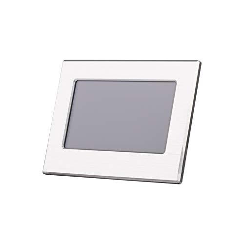 SCBRHMI 4,3 Zoll intelligenter TFT LCD Monitor mit Metallrahmen + HMI Touchpanel + Controller +UART Schnittstelle