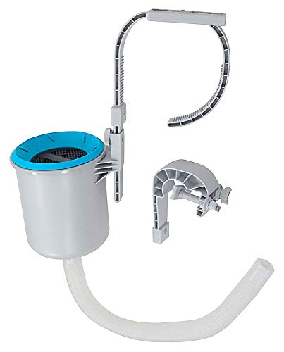 Aquaristikwelt24 INTEX Einhängeskimmer Deluxe Oberflächenskimmer Reinigung Skimmer Oberflächenabsauger Schwimmbad Pool Poolreinigung