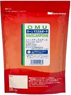東京468食材 マスカルポーネ チーズ オーム乳業 <国産>【500g】【冷蔵品】