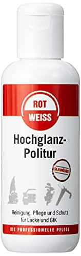 ROTWEISS 4200 Hochglanzpolitur 250 ml
