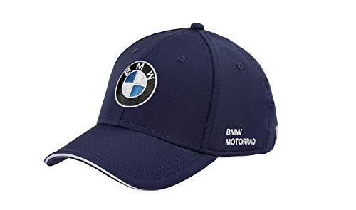 BMW Motorrad Sport Kappe Navy Logo Cap