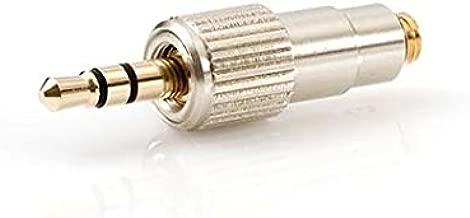 DPA DAD6034 Adaptor for Sennheiser Evolution/G2, X2 Digital Wireless Black