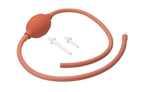 Pflegehome24® Klyso-Pumpe Klyso mit Schlauch 85cm
