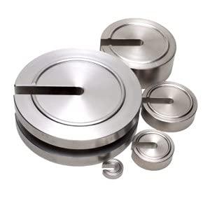 村上衡器 2級基準分銅(増おもり型) 1kg