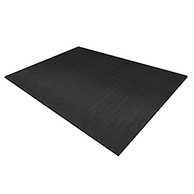 """XCEL's Neoprene Garage Floor Mat, Floor Protector (24x36x1/4"""")"""