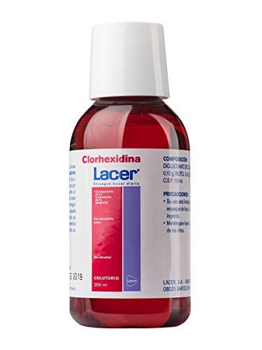 LACER - LACER COLUT CLORHEXIDIN 200 ML