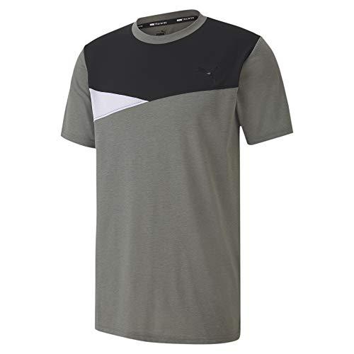 PUMA T-Shirt Train Color Block