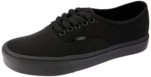 Vans Unisex-Erwachsene Authentic Lite Sneaker, Schwarz, 39 EU