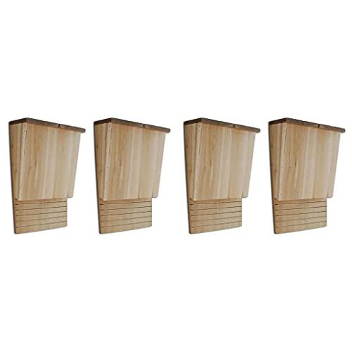 vidaXL -   4X Holz