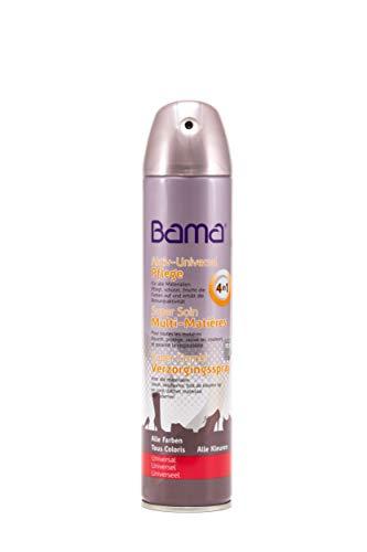 Bama Aktiv-Universal-Pflege 300ml Schuhcreme & Pflegeprodukte, Transparent (Farblos), 300.00 ml