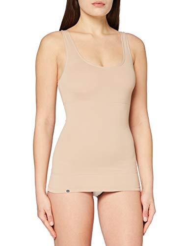 Triumph Trendy Sensation Shirt 02, Canottiera Donna, Beige (Smooth Skin 5G), S