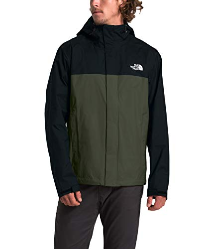 The North Face Men's Venture 2 Jacket, New Taupe Green/TNF Black/TNF White, XXX-Large