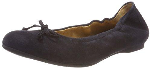 Gabor Shoes Gabor Casual, Ballerines Femme, Bleu (Pazifik), 37.5 EU