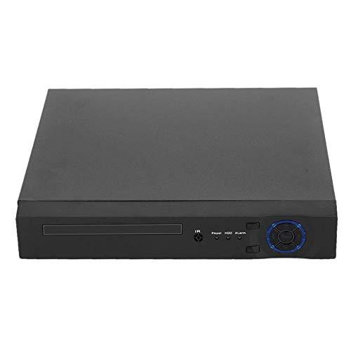 Hopcd Videoregistratore videocamera Secuirty, 4 canali 1080P DVR AHD/IPC Videoregistratore Digitale per Sistema di Sicurezza CCTV ONVIF, protocollo di Supporto XVI(EU)