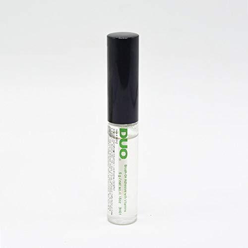 Faux cils imperméables à l'eau - Maquillage adhésif - Colle pour cils