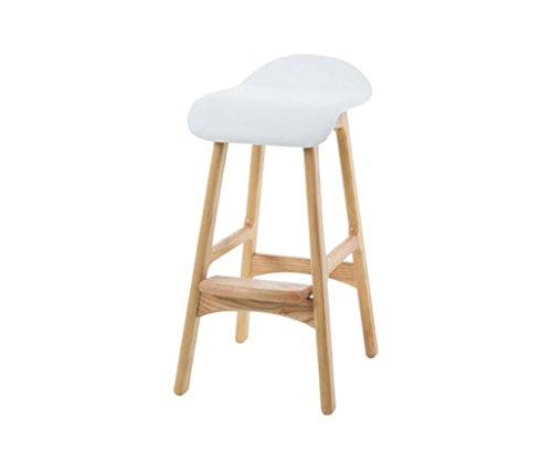 Tabouret en bois Chaise de bar en bois massif simple bar moderne chaise haute tabouret de bar (Couleur : #2)