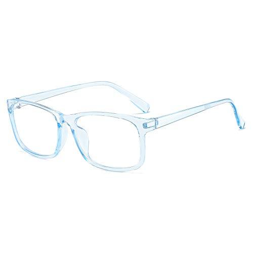 Suertree Blaulicht Brille Anti-blaulicht Computerbrille Brillenfassungen UV-Schutz Gaming Brille Blue