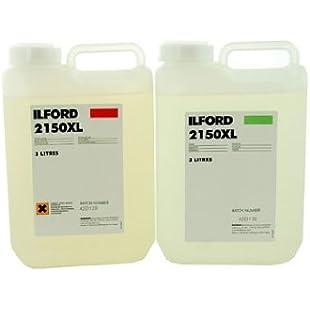 'Ilford 2150xl Kit 3Litre Aufschlussreich Paper Powder + 3Litres for Fixativ