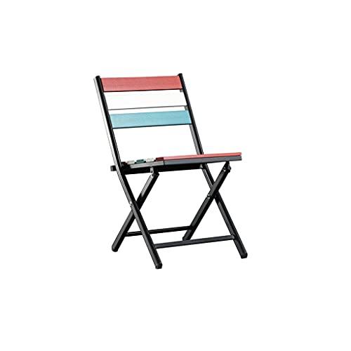 SFS Silla portátil plegable silla de camping compacta ultraligera sillas plegables para playa, senderismo, pesca, espectador, ligero camping muebles