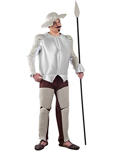 DISBACANAL Disfraz de Don Quijote Adulto - -, XL