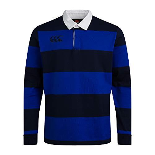 Canterbury Herren Langärmliges Retro-Trikot XL China Blue