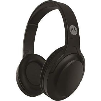 Motorola Escape 200 Over Ear Bluetooth Headphones With Amazon In Electronics