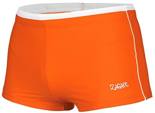 Zagano Adam Lipski Herren Badehose orange 2342 Gr. L