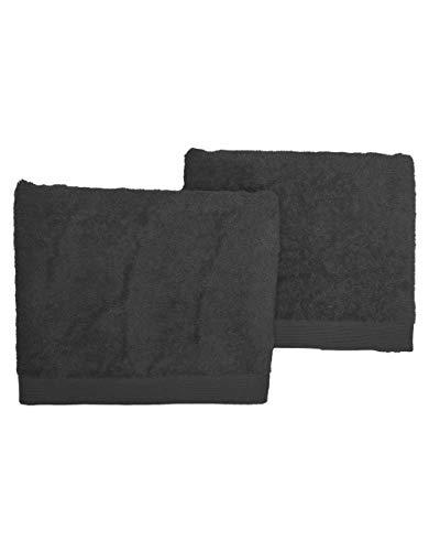 Sensei La Maison du Coton - Juego de 2 toallas de baño (500 g/m2)